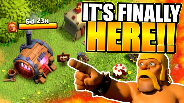 NEW TROOP - The BEST Yet! Clash of Clans Update! ll In bangla ll Coc ll Game Legend Bd