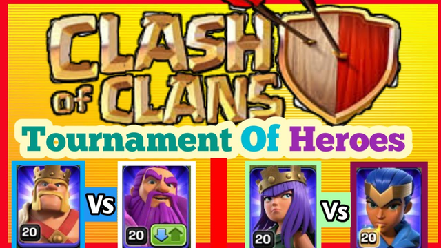 Tournament Of Heroes | Who Will Win ? Clash of Clans Private Server Gameplay | THE GAMING STORE