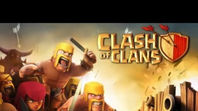Clash of Clans TH8 trophy raised