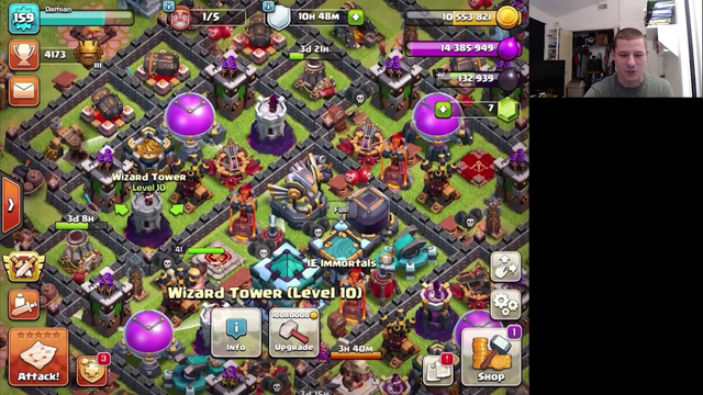 It has been a very interesting day clash of clans