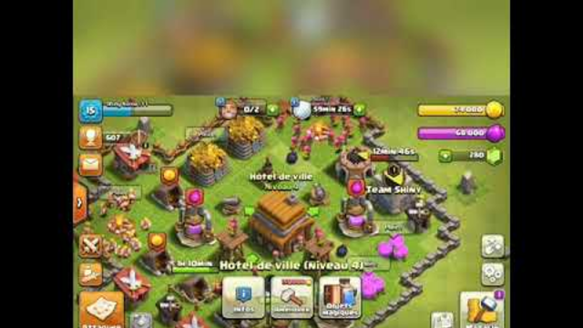 Clash Of Clans ep3 Le Clan