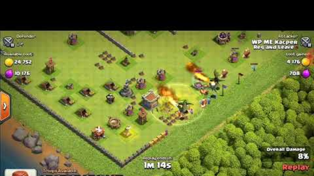 Clash of clans easy games
