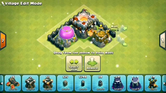 TH 1-5 BEST TUTORIAL BUILD COMPILATION/CLASH OF CLANS