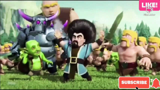 clash of clans game townhall 1 to 4 learning part 1 (a)