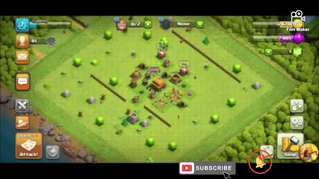 clash of clans townhall 1 to 4 learning part 1 (c)