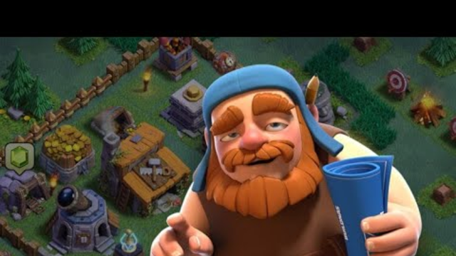 Il ritorno del capomastro nel villo base clash of clans road to max th8
