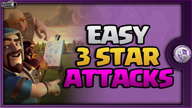 Best [TH8] Attack Strategies   Easy 3 Stars   Clash Of Clans