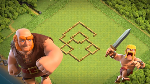 CLASH OF CLANS BEST TH5 BASE IN (2020) COC