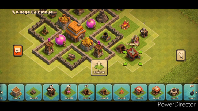 New Best HYBIRD Th5 Clash Of Clans