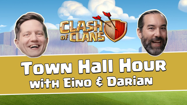 Clash of Clans - Town Hall Hour with Eino & Darian