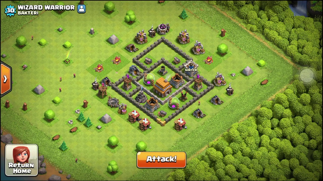 YOU CAN GET 3 STARS EASILY IF YOU FOLLOW THIS!!!!! - CLASH OF CLANS TOWN HALL 5