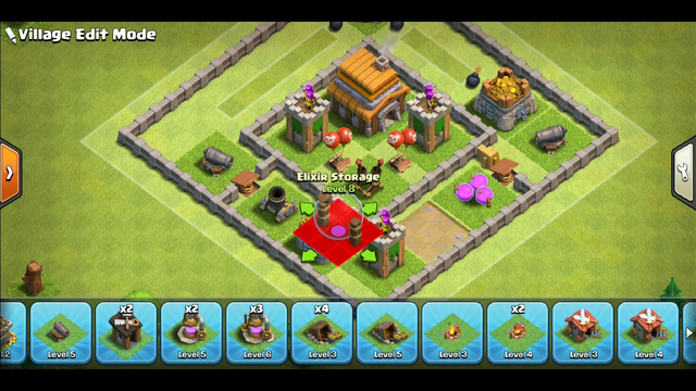 clash of clans Best townhall 5 base | N.G.Gaming
