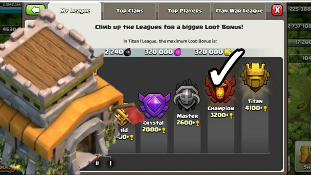 Th8 3000+ Trophy Push Champion League | Clash of clans Hindi | Road to 20k subs