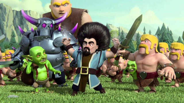 Clash of Clans (Day 20)