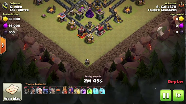 Best attack strategy th 9 (2020) | clash of clans