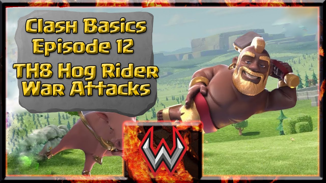 Crush every Town Hall 8 base with Hog Riders! | Clash of Clans