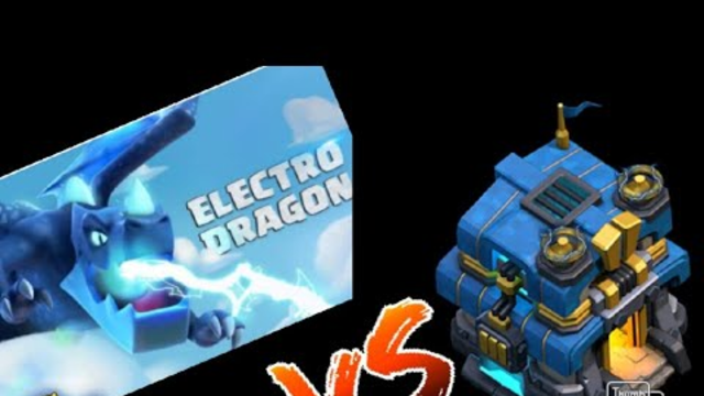 7 Electro vs Th-12 || Two star Attack || I couldn't destroyed || Clash of Clans ||..................