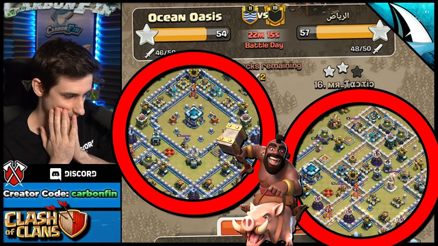 We Lose If I Don't 6 Pack! Have to focus to get this win | Clash of Clans