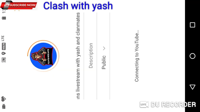 Clash of clans livestream with yash and clanmates