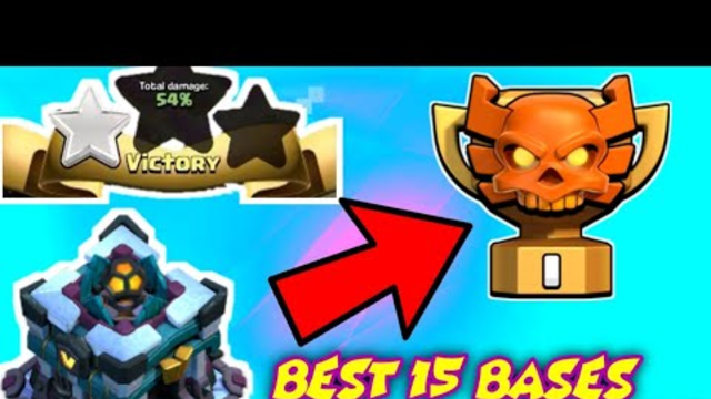 Top 15 Town hall 13 War Base Link In Clash Of clans |  NEW war base for th13 in Coc