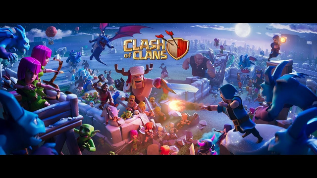 CLASH OF CLANS LIVE STREAM || FRUSTRATED GAMER