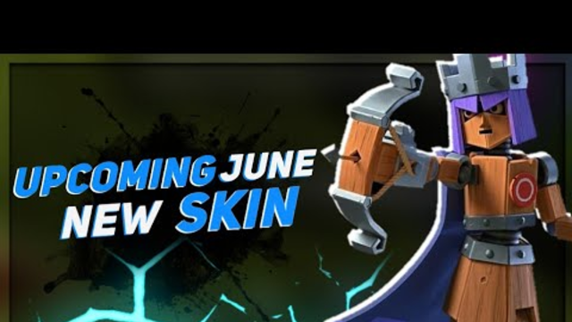 Upcoming New June Skin || Season 15 Clockwork Queen Skin || Clash of Clans India
