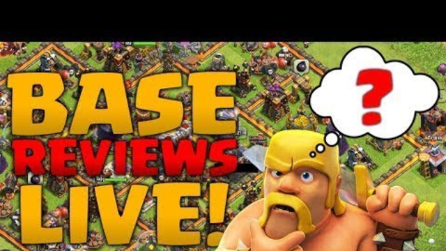 coc live with subscribers