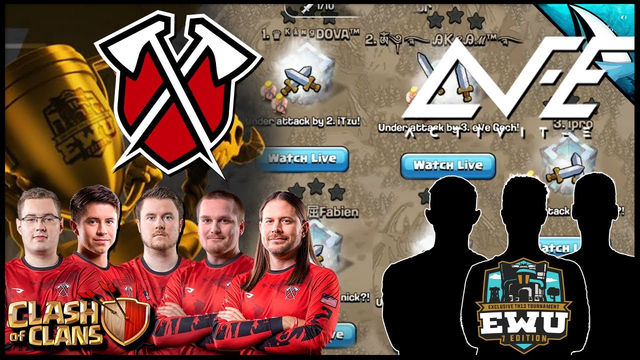 Pressure Again For Tribe! Who is advancing in the EWU? | Clash of Clans
