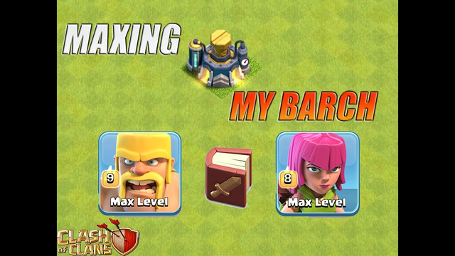 I FINALLY Maxed My Barch! Fix That Rush Ep. 10 | Clash of Clans