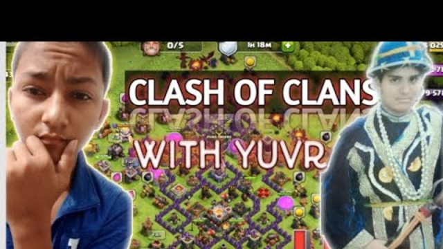 clash of clans live stream come fast join base check out