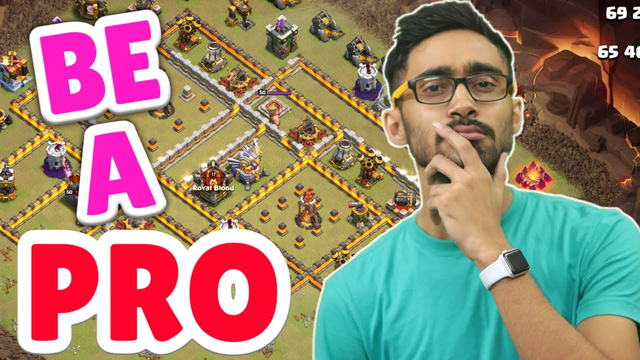 Be A Pro In Clan Wars ! Clash of Clans..........