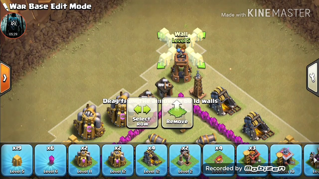 TH 8 BASS FOR COC -Clash Of Clan-