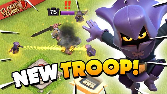 Headhunter Explained! New Troop for Clash of Clans!