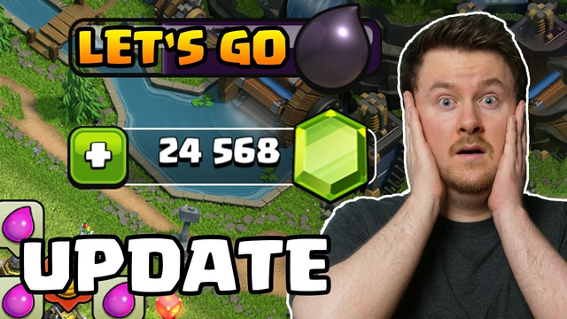 20.000 Gems von Supercell bekommen   Das solltest du zuerst verbessern - Update Guide   #coc