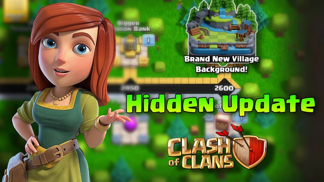 TOP HIDDEN SECRETS You May Have Missed In The New Clash Of Clans Summer update - Coc