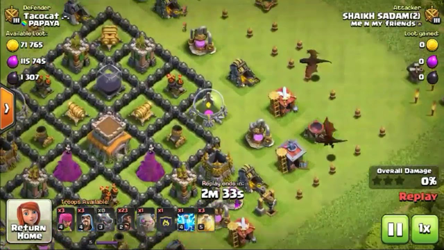 TH 8 best war strategy CLASH OF CLANS