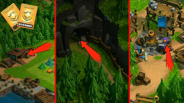 NEW UPDATE HINTS FOUND in Map Of Clash of Clans   CLASHY CONSTRUCTS
