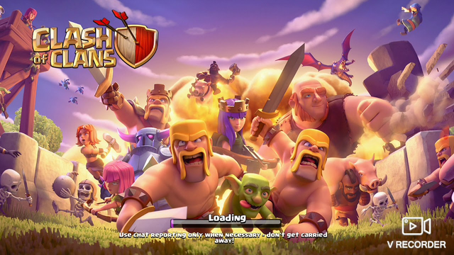 Clash of clans ep 1 Town Hall 8
