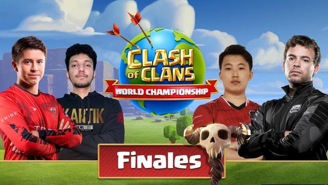 World Championship #1 Qualifier FINALS - Clash of Clans