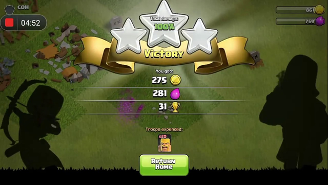 Clash of Clans and played already but I am playing now this episode up to town hall 8 or 9 | TSTARK