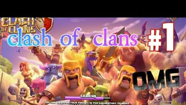 Un nou joculet pe acest canal pe nume clash of clans