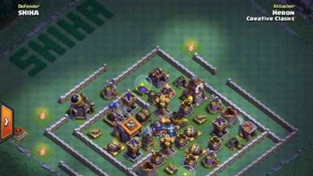 BH9 - Attack Strategy - 2x Pekka, 2x Carts, 2x Barbarians - Clash of Clans - Builder Base