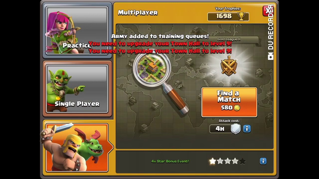 My YouTube Second Video |Clash of Clans th8 Max |Part 1