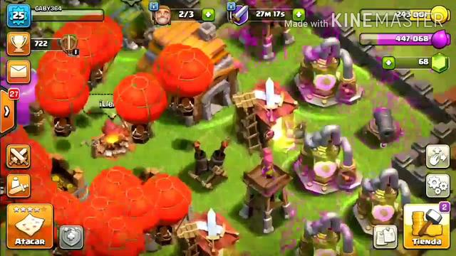 Clash of clans |20 globos|