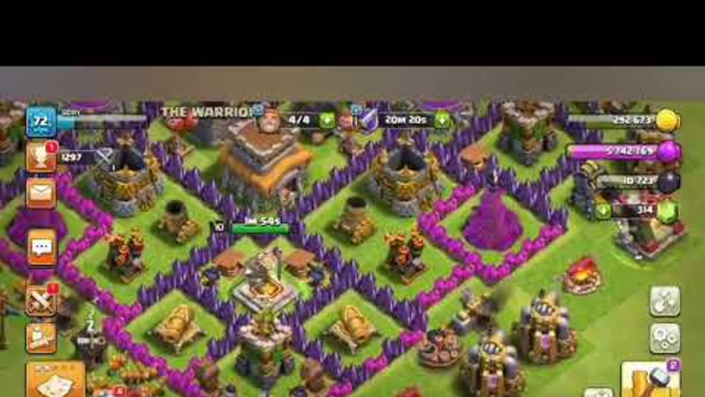 4000 clan game points quick in th8 | CLASH OF CLANS GAMEPLAY
