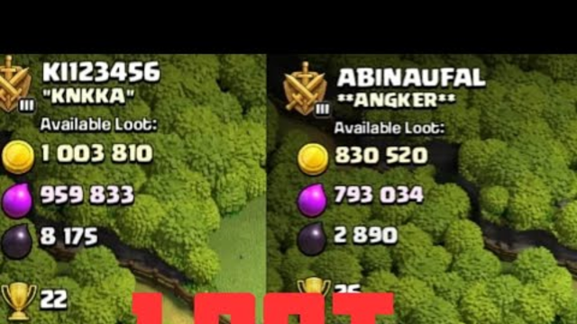 How I Get So Much Loot in COC || Join Gold League to get Unlimited loot in COC || COC With 3GU ||