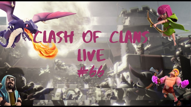 Clash of clans stream    Check you base live ... #66