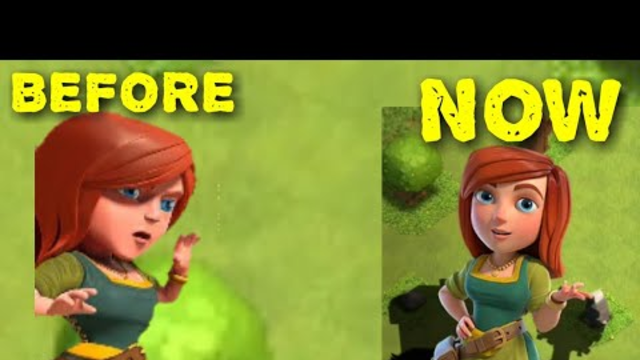 Everything Has Changed In Clash of Clans Around These 8 Years