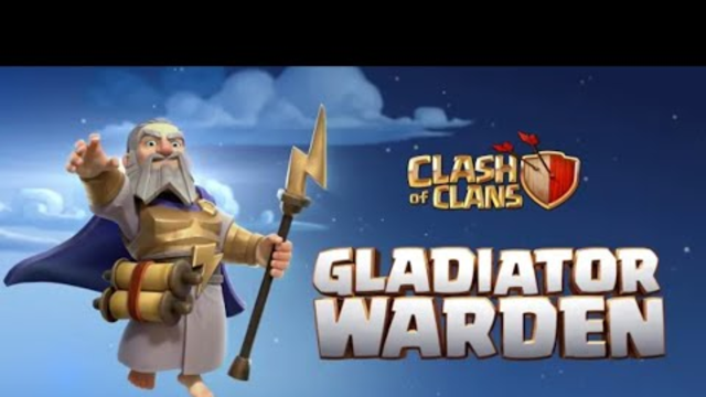 Gladiator Warden: Make Thunder Now! (Clash of Clans),#GamingBeast