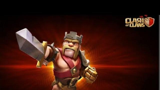 """When u find """"STRANGE"""" player in clash of clans"""